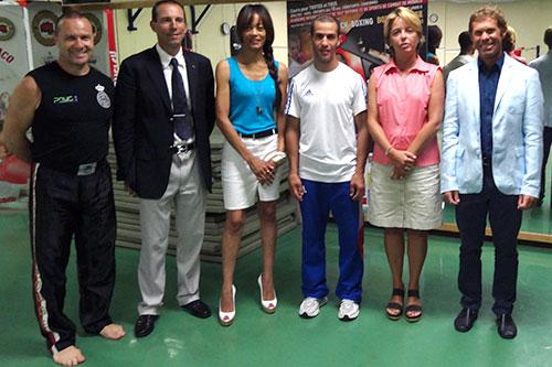 lMohamed Zahri en stage à la Fédération de Wushu de Monaco-DSC00280-500
